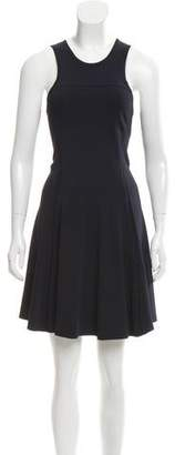 Autumn Cashmere Flared Knit Dress