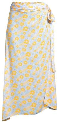 Cool Change Coolchange Millie Floral Wrap Skirt