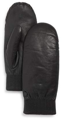Canada Goose Leather Tech Mittens