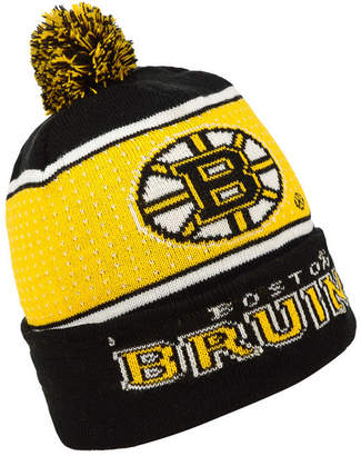 Forever Collectibles Boston Bruins Big Logo Light Up Knit Hat