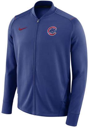 Nike Men's Chicago Cubs Dry Knit Track Jacket