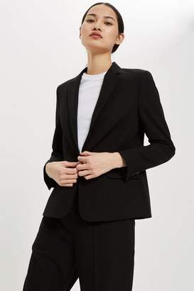 Topshop Single Breasted Suit Jacket