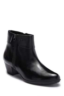 Josef Seibel Sue 05 Leather Ankle Bootie