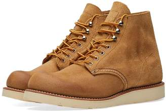 Red Wing Shoes 8181 Heritage Work Round Toe Boot