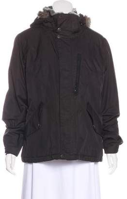 Burton Hooded Puffer Jacket