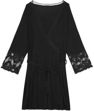 Black Label Irina Wrap Dress
