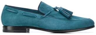 Fabi tassel detail loafers
