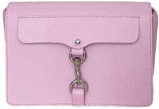 Rebecca Minkoff Mab Flap Crossbody Pink