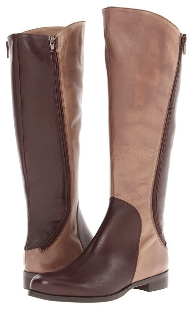 Sesto Meucci Darra (T Moro West Calf/Taupe West Calf) - Footwear
