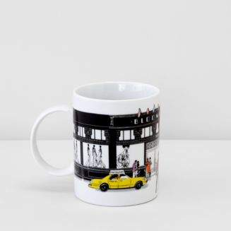 Bia Cordon Blue Cordon Bleu Storefront Mug - 100% Exclusive