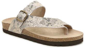 White Mountain Carly Flat Sandal - Women's