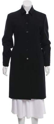 Ter Et Bantine Button-Up Knee-Length Coat
