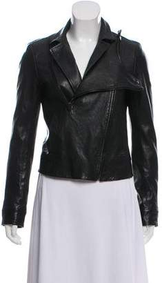 Alexander Wang Leather Moto Jacket