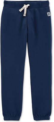 Carter's Little & Big Boys Fleece Jogger Pants