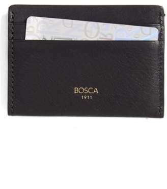 Bosca Leather Card Case