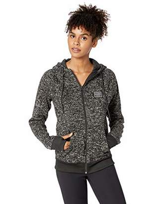 Billabong Women's Snow Off Zip Hooded Fleece