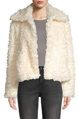 Vigoss Faux Fur Jacket