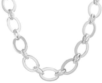 Steve Madden Chunky Rolo Chain Necklace
