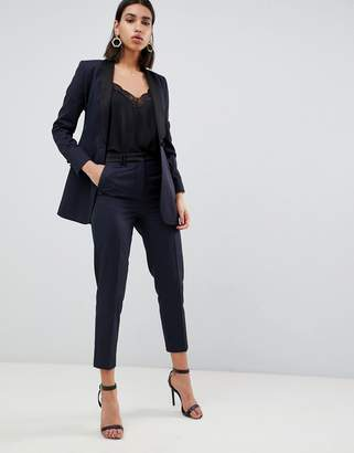 Asos Design DESIGN Premium tux slim suit trousers