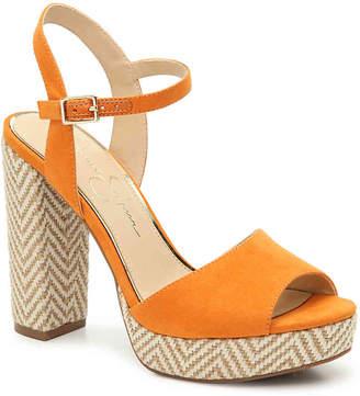 Jessica Simpson Abiah Platform Sandal - Women's