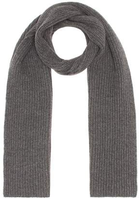 aa60ae0c6f4fd Ribbed Cashmere Scarf - ShopStyle