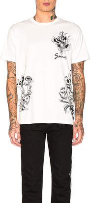Givenchy Tee in Off White | FWRD