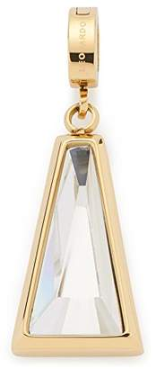 Leonardo Jewels Women pendant Darlin's Minimalista stainless steel glass transparent - 016102