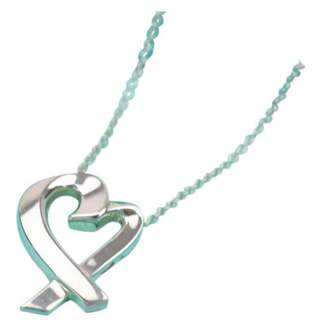 Tiffany & Co. Paloma Picasso silver long necklace