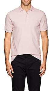 Barneys New York Men's Pima Cotton Piqué Polo Shirt - Pink