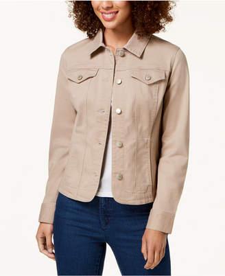 Charter Club Denim Jacket