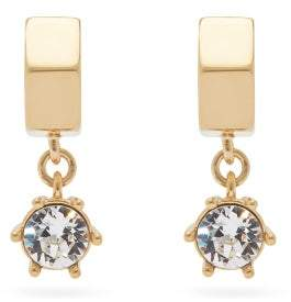 Burberry Nut And Bolt Earrings - Womens - Gold