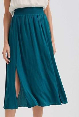 Witchery Soft Split Skirt