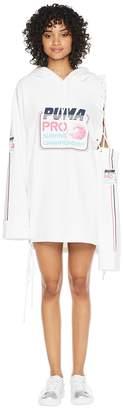 Puma x Fenty by Rihanna Side Laced Long Sleeve Hoodie Women's Sweatshirt