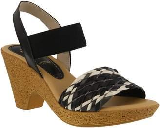 Spring Step Leather Sandals - Batsheva