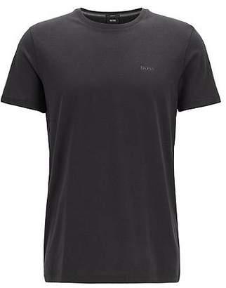 HUGO BOSS Slim-fit T-shirt in super-soft cotton jersey