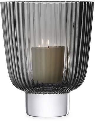 LSA International Pleat Storm Lantern Candle Holder