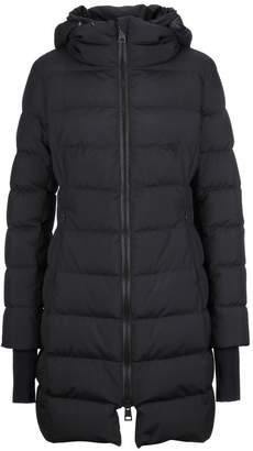 Herno Long Hooded Padded Jacket