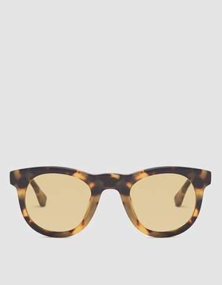 Dries Van Noten Sunglasses in Tortoise