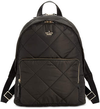 Kate Spade Quilted Tech Large Backpack