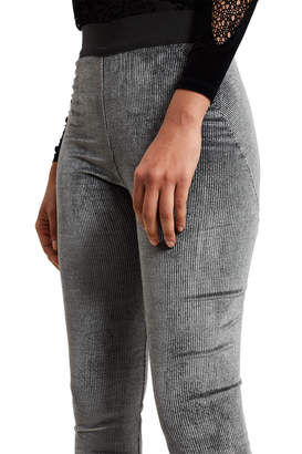 Opening Ceremony Velvet Corduroy Leggings