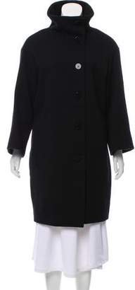 Hermes Oversize Wool Coat