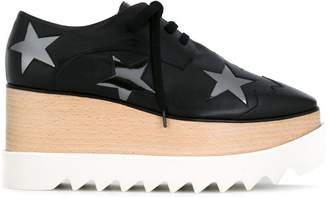 86fff5c64bb Stella McCartney Star Elyse platform shoes