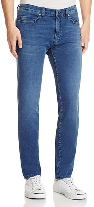 HUGO 131 Super Slim Fit Jeans in Bright Blue - 100% Exclusive $195 thestylecure.com