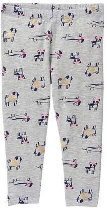 Gymboree Pup Leggings