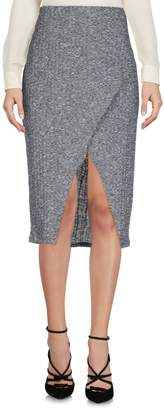 Only 3/4 length skirts