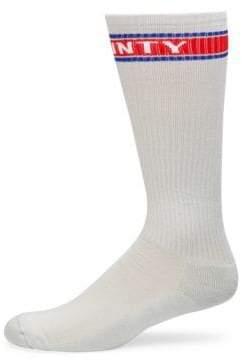 Marcelo Burlon County of Milan Color Band Long Socks