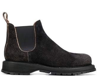 Buttero rubber sole Chelsea boots