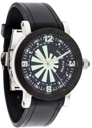 Braun Martin Koronamatik Watch