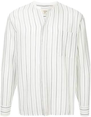 Lemlem Gez snap button shirt