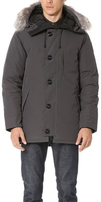 Canada Goose Chateau Parka with Fur $900 thestylecure.com